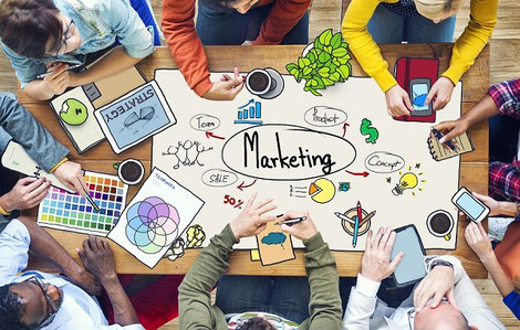 vacature marketing stage